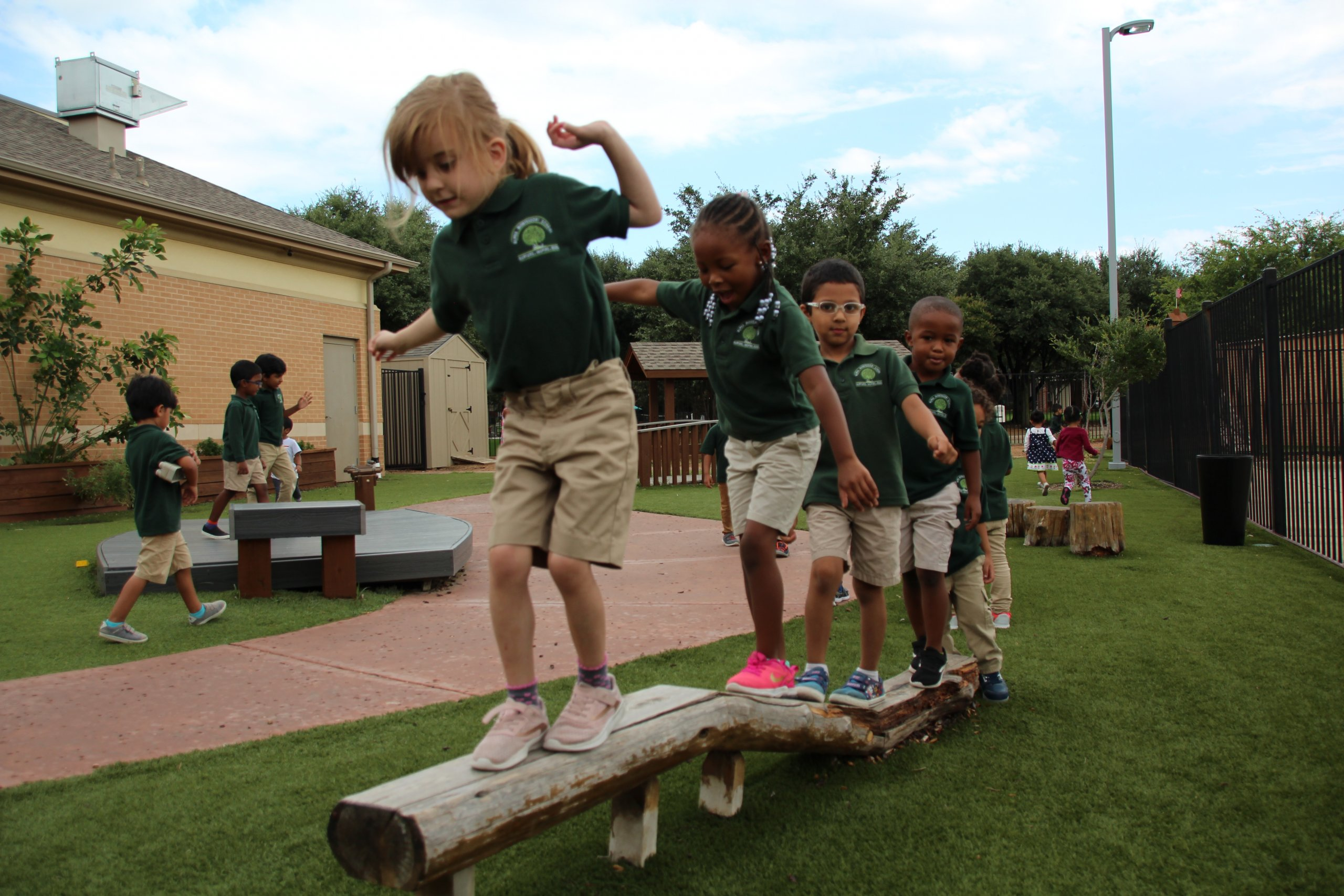 The Great Outdoors & Montessori