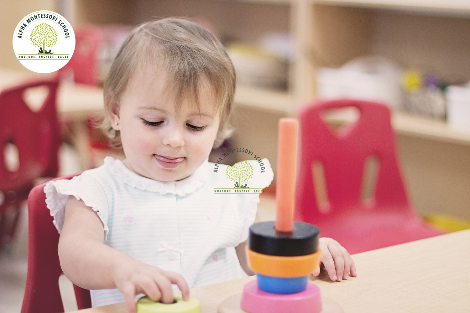 Infant Childcare in North Dallas | Alpha Montessori School