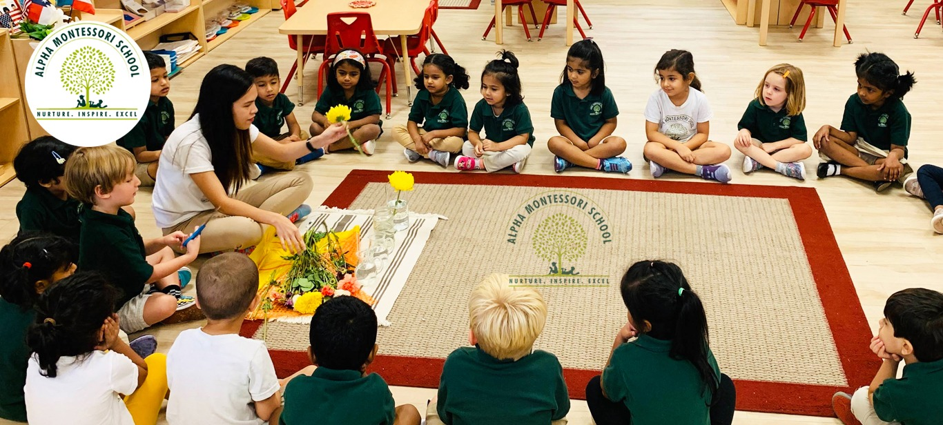 Montessori school education