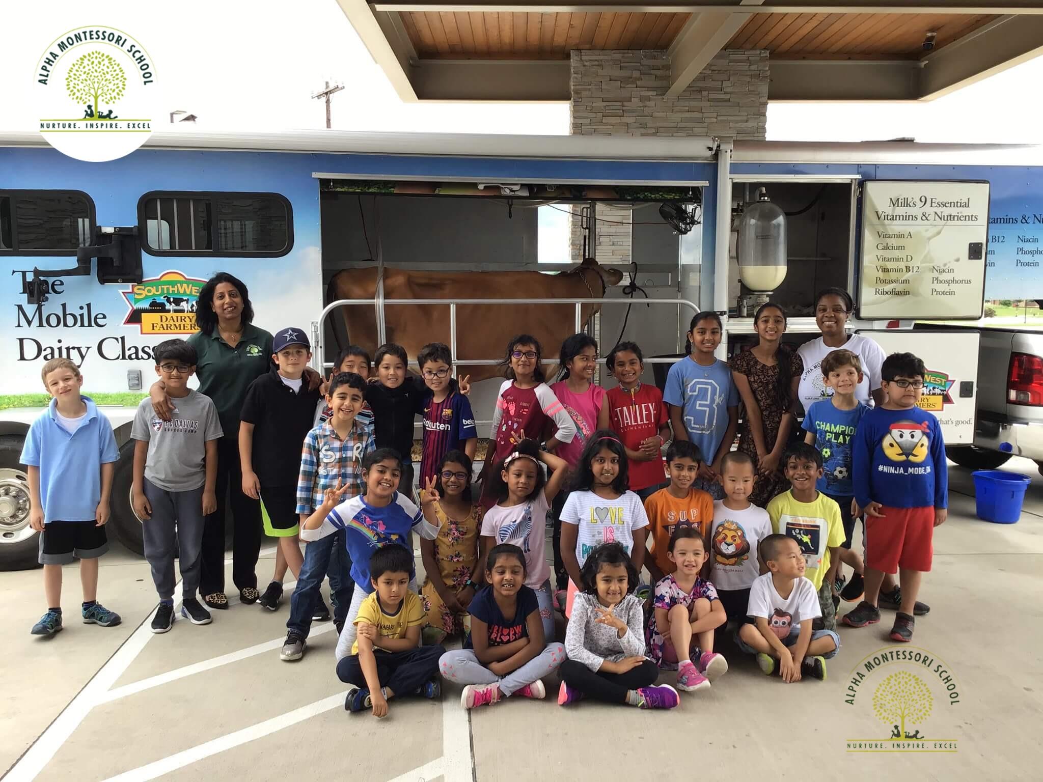 Summer camp in North Dallas | Alpha Montessori School