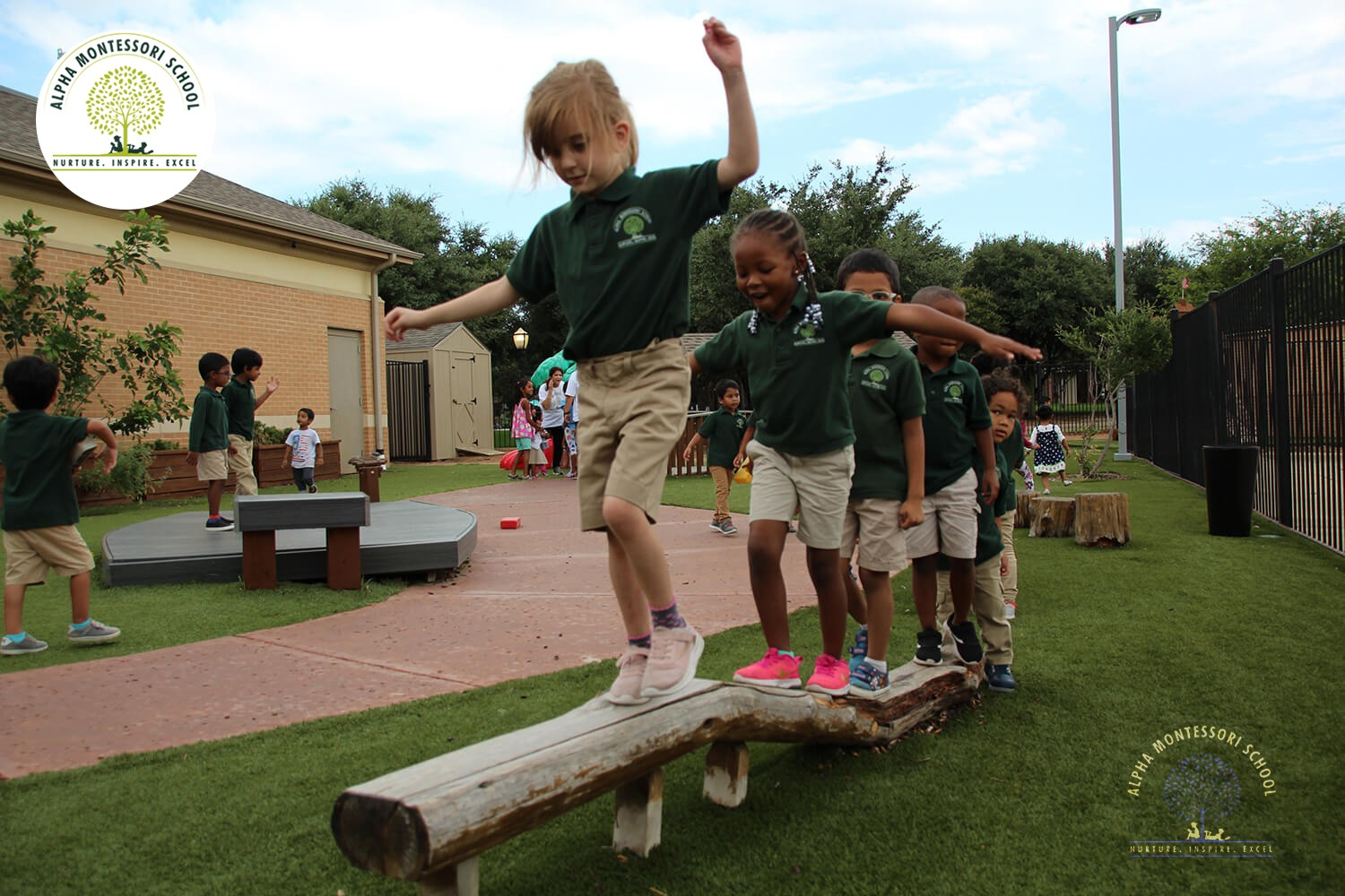 Preschool in Frisco Texas | Alpha Montessori Frisco
