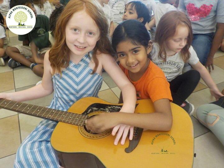 Summer camp in Plano | Alpha Montessori School