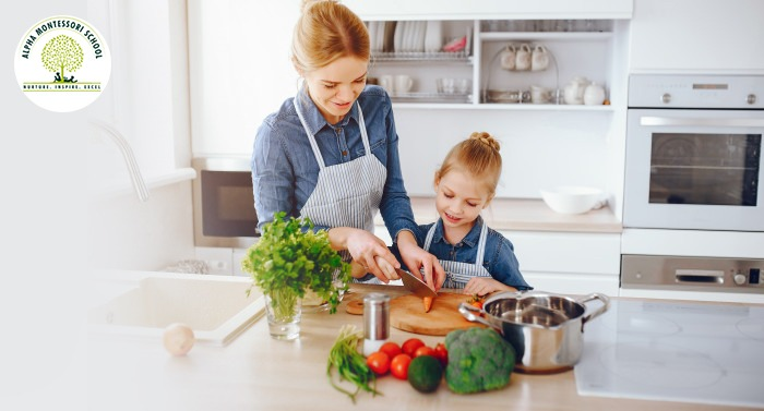Montessori Kitchen Activites