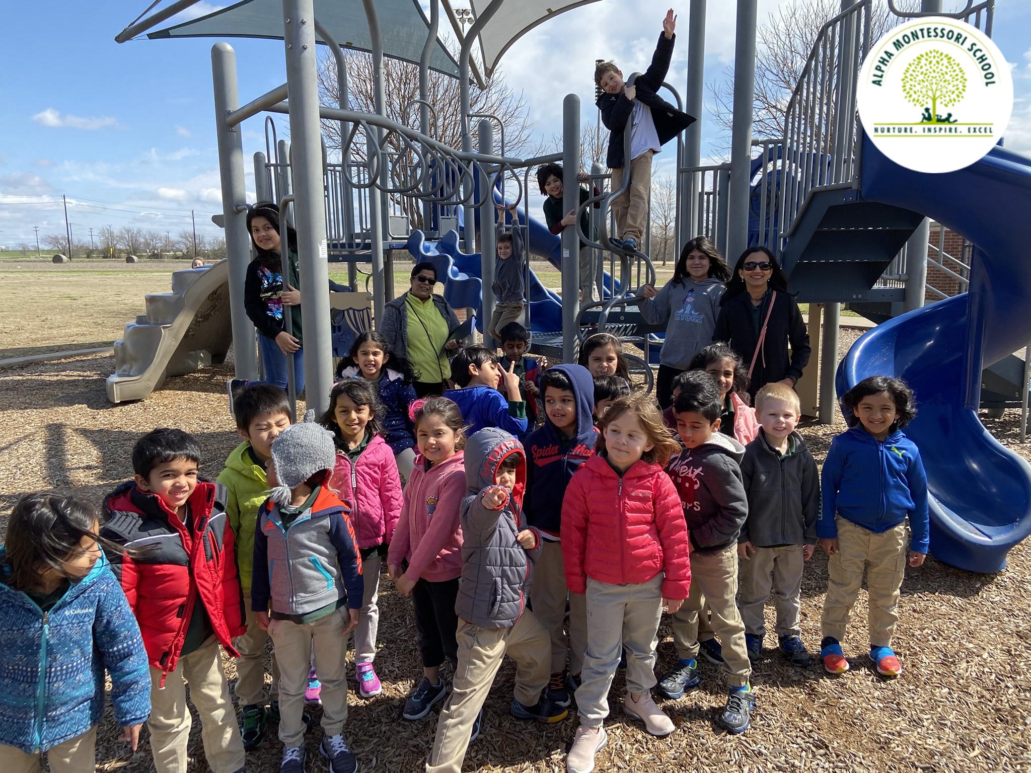 Elementary Field Trip - Alpha Montessori School