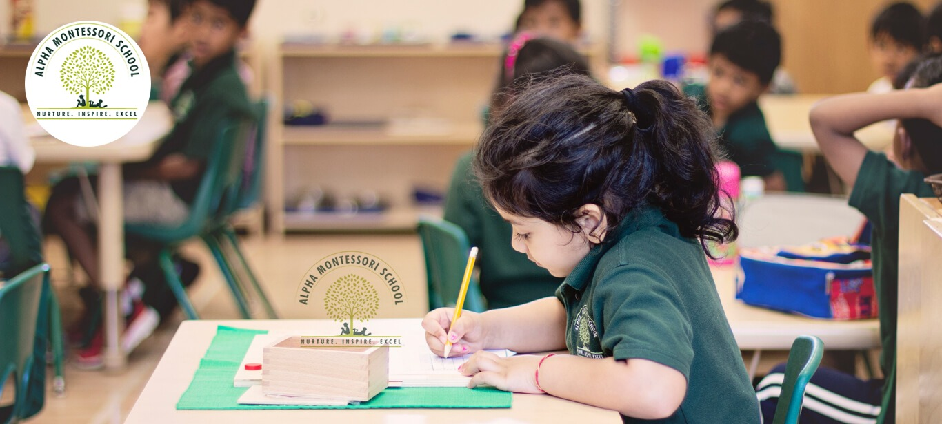 Montessori School in Frisco | Alpha Montessori Schoolchool