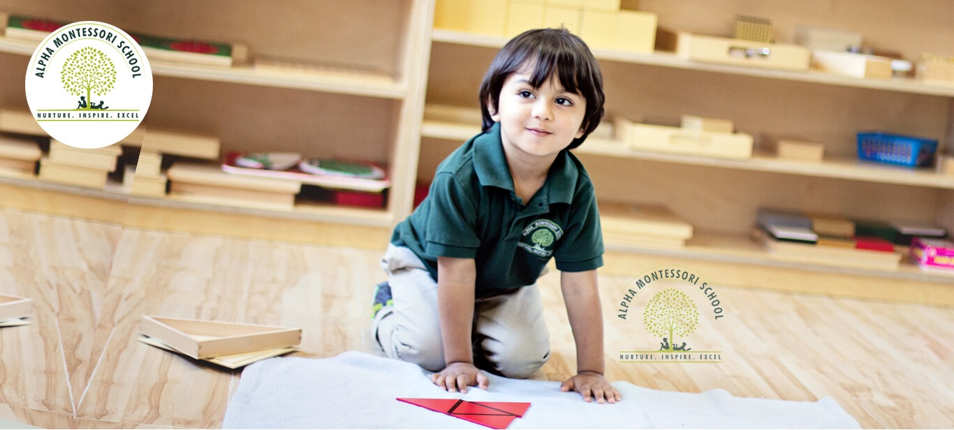 Montessori School Plano | Alpha Montessori School