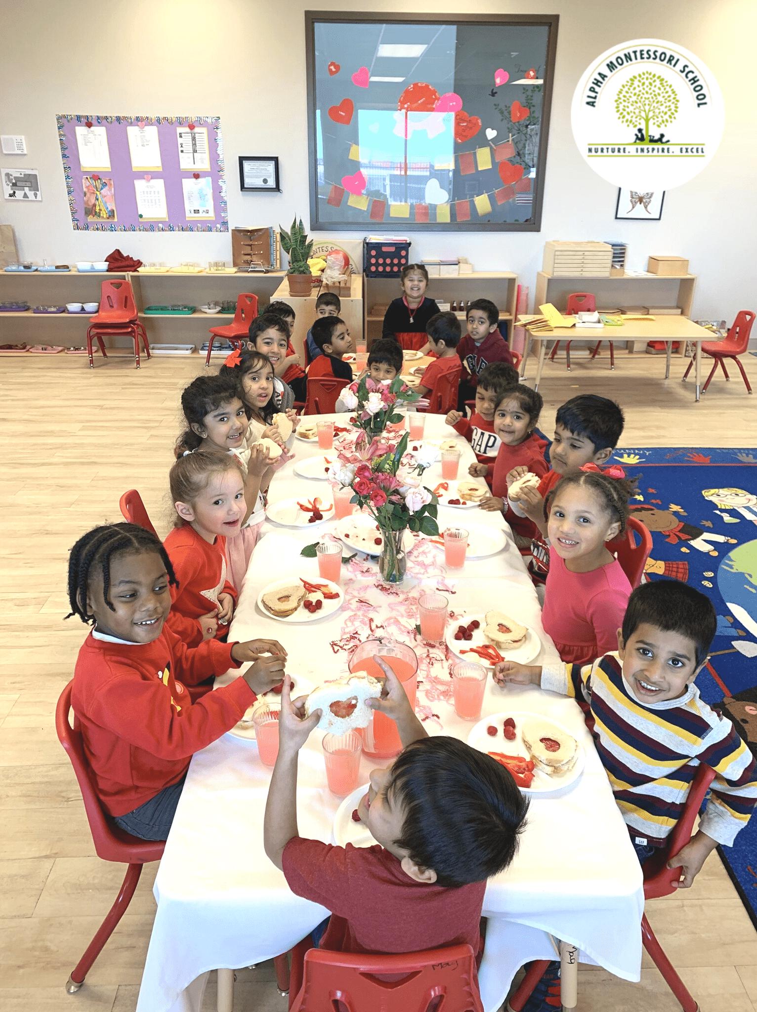 Montessori School in Plano