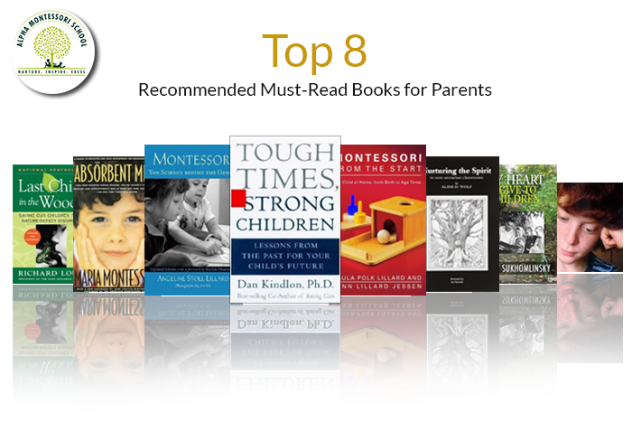 Top 8 Recommended Must-Read Books for Parents
