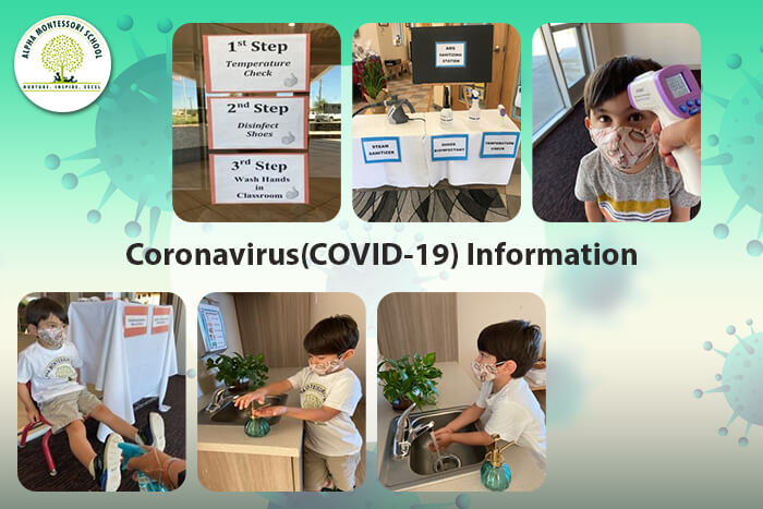 We are CDC compliant and providing a safe learning environment | Coronavirus(COVID-19) Update.