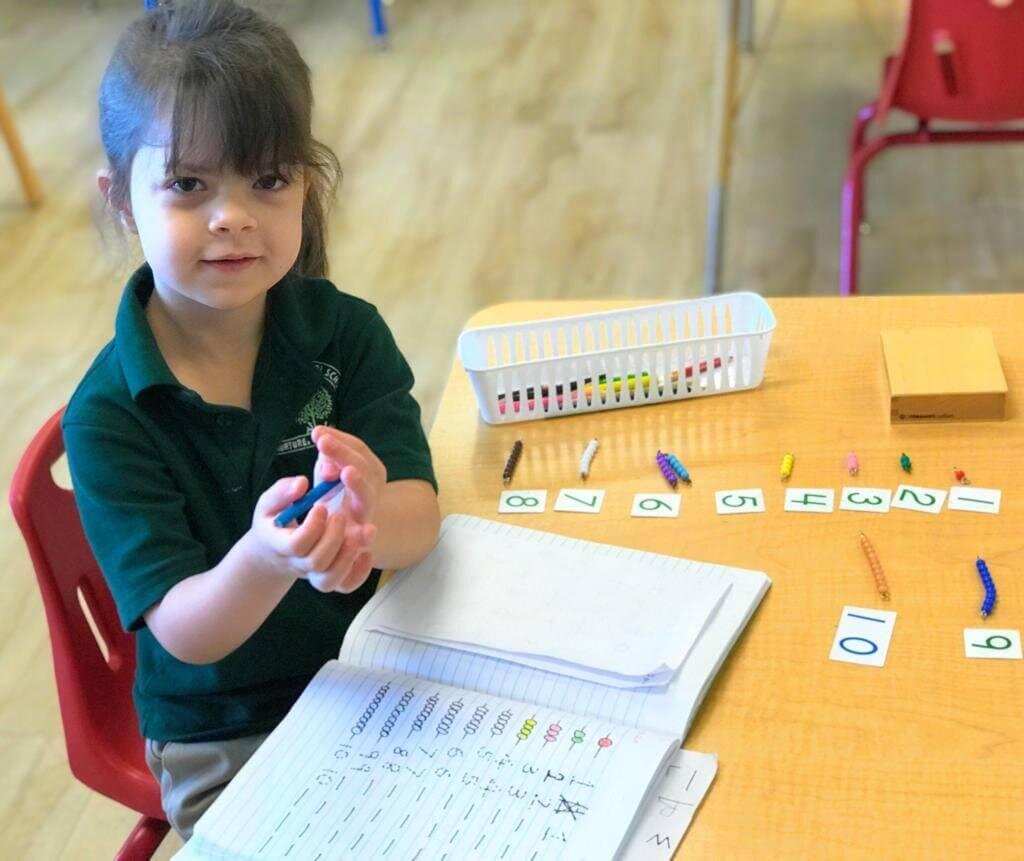 Elementary Montessori School in Plano and Frisco