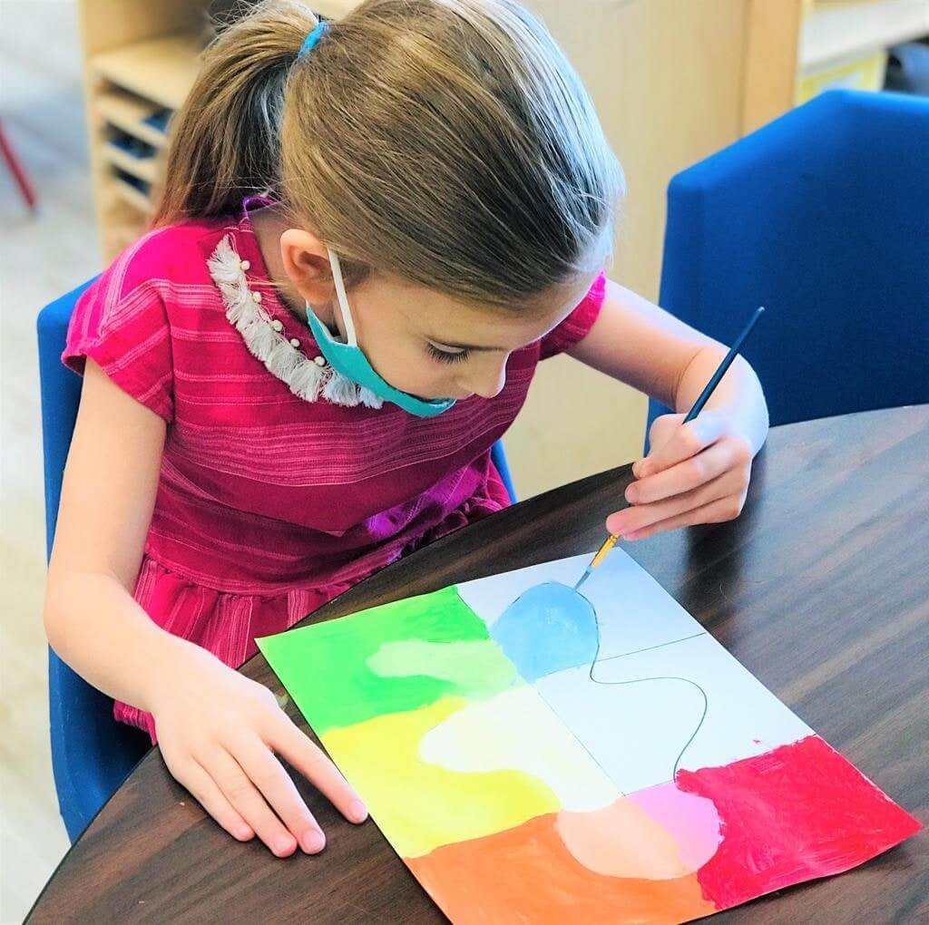 Montessori Elementary Activities - Alpha Montessori School