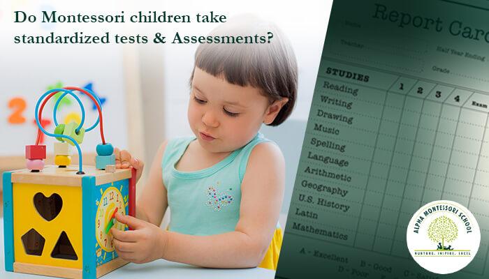 Montessori vs Traditional Grading system and Academics - Alpha Montessori School