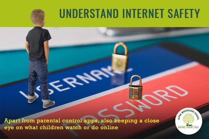 Internet-safety-for-Children-montessori-elementary-school-frisco