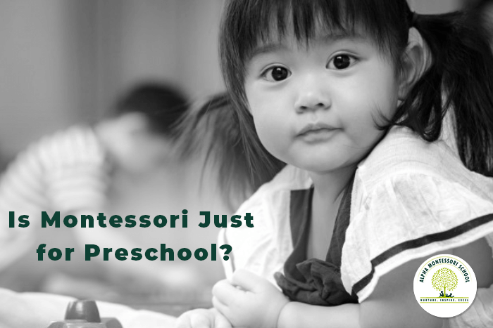 Is Montessori Just for Preschool? Long-term effects of Montessori Education